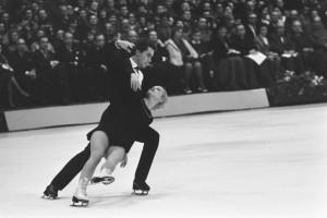 Marika Kilius and Hans-Jurgen Baumler